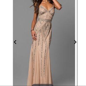 PromGirl prom dress, size 4